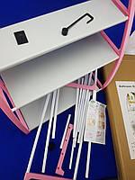 Полки напольные над унитазом (розовая) Washing Machine Storage Rack, фото 1