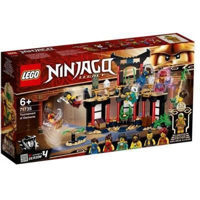 Конструктор LEGO Ninjago Турнир стихий