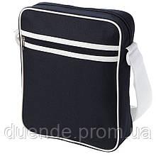 Сумка San Diego через плечо с передним карманом на молнии для iPad и планшетов / su 11973905 Синий