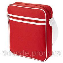 Сумка San Diego через плечо с передним карманом на молнии для iPad и планшетов / su 11973905 Красный