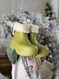 Женские ботинки Bottega Veneta  Puddle зима, демисезон (копия), фото 2