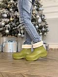 Женские ботинки Bottega Veneta  Puddle зима, демисезон (копия), фото 7