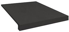 Резиновая лестница (накладки на ступени) PuzzleGym 500х500х20 мм черный