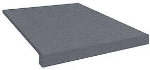 Резиновая лестница (накладки на ступени) PuzzleGym 500х500х20 мм серый