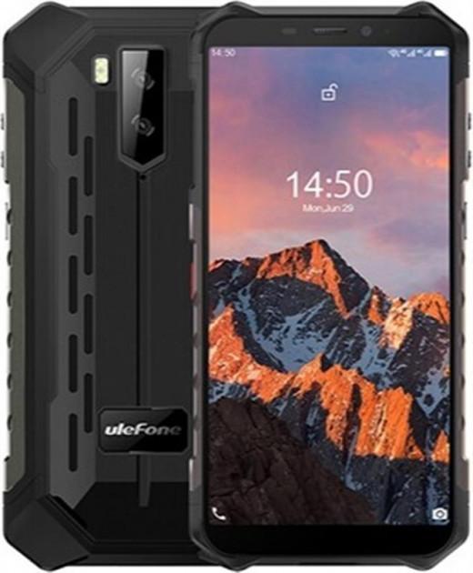 Смартфон Ulefone Armor X5 Pro Dual Sim Black