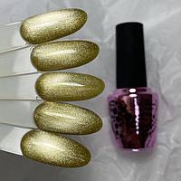 Сelebrity Cat 02 Elise Braun (золото с бликом)