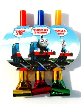 """Паравозик Томас"" - Язычки гудки (6 шт. в уп.)"