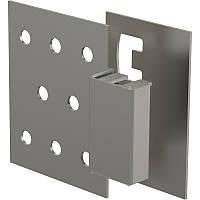 Магнит BASIC для ванны на дверцу (под плитку) вертикально-выдвижной