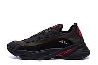 Мужские кожаные кроссовки NIKE AIR 270 (реплика)