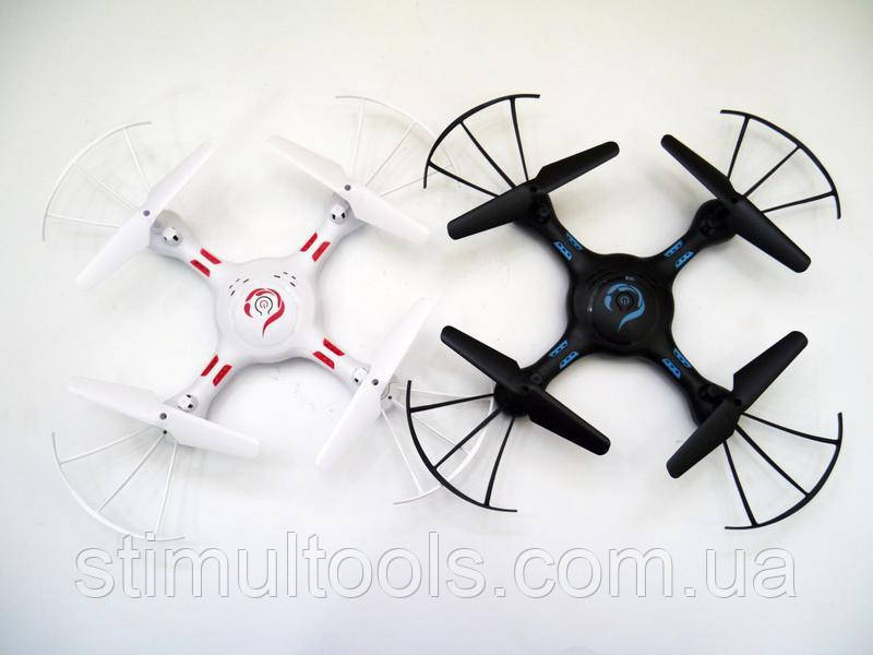 Квадрокоптер QY66-X05 c WiFi камерой на пульте управления
