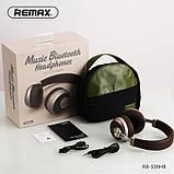 Наушники REMAX Bluetooth RB-500HB, фото 4