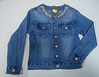 Джинсовий піджак 6486