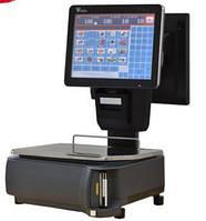 Весы с печатью этикеток DIGI RM 5800 BS
