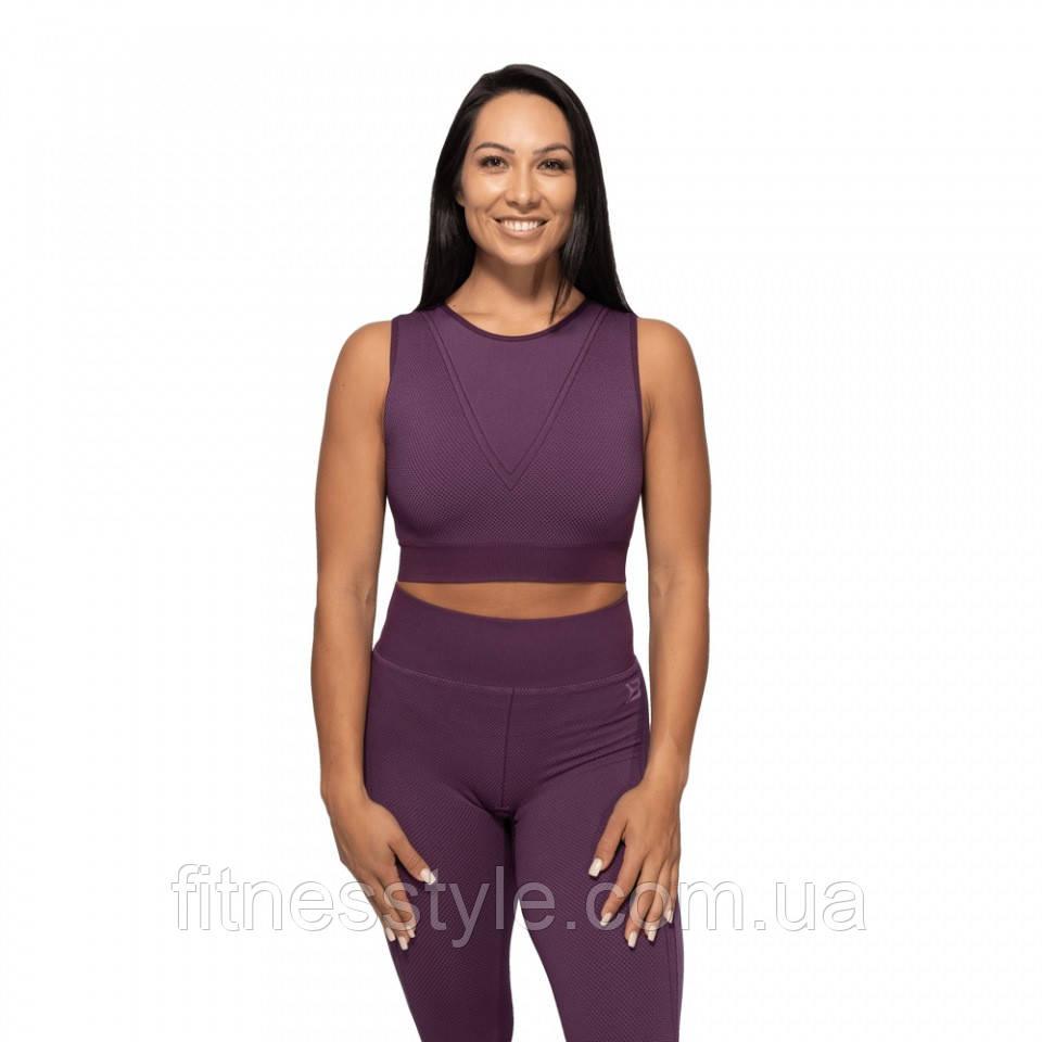 Спортивный топ Roxy Seamless Top, Royal Purple