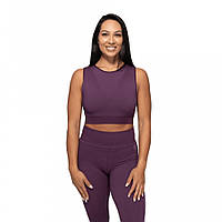 Спортивный топ Roxy Seamless Top, Royal Purple, фото 1