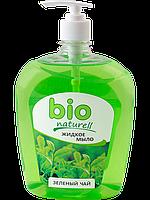 Рідке мило «Зелений чай» 1000мл BIO naturell