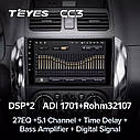 Штатная магнитола TEYES CC3  Suzuki SX4 1 2006 - 2014 For Fiat Sedici 2005 - 2014, фото 2