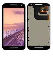 Дисплей для Motorola G3 | XT1540 | XT1541 | XT1542 | XT1543 | XT1544|XT1548|XT1550|Moto G3 с сенсором (Черный)
