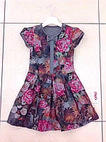 Детская одежда оптом Платье нарядное для девочек Orko оптом р.6-9 лет