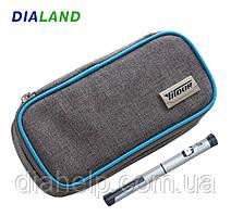 Термо чехол для транспортировки шприц-ручек и инсулина TMISHION серый