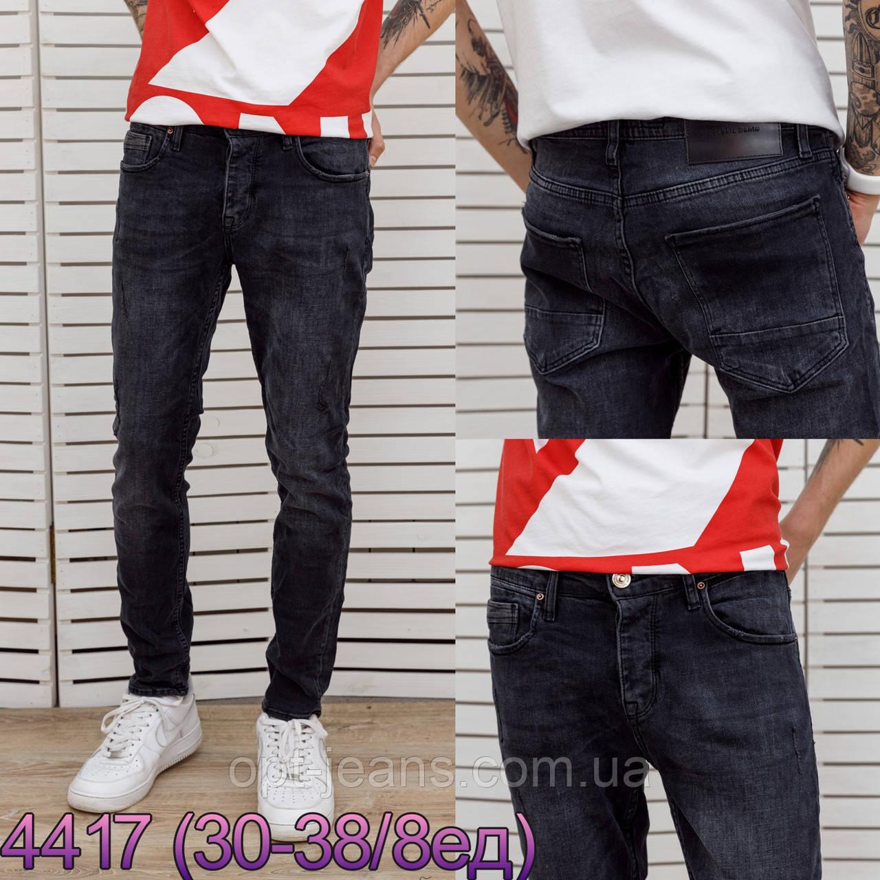 GABBIA мужские джинсы (30-38/8шт.)