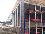 Будівельні риштування клино-хомутові комплектація 10.0 х 3.5 (м), фото 5