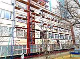 Будівельні риштування клино-хомутові комплектація 10.0 х 3.5 (м), фото 10