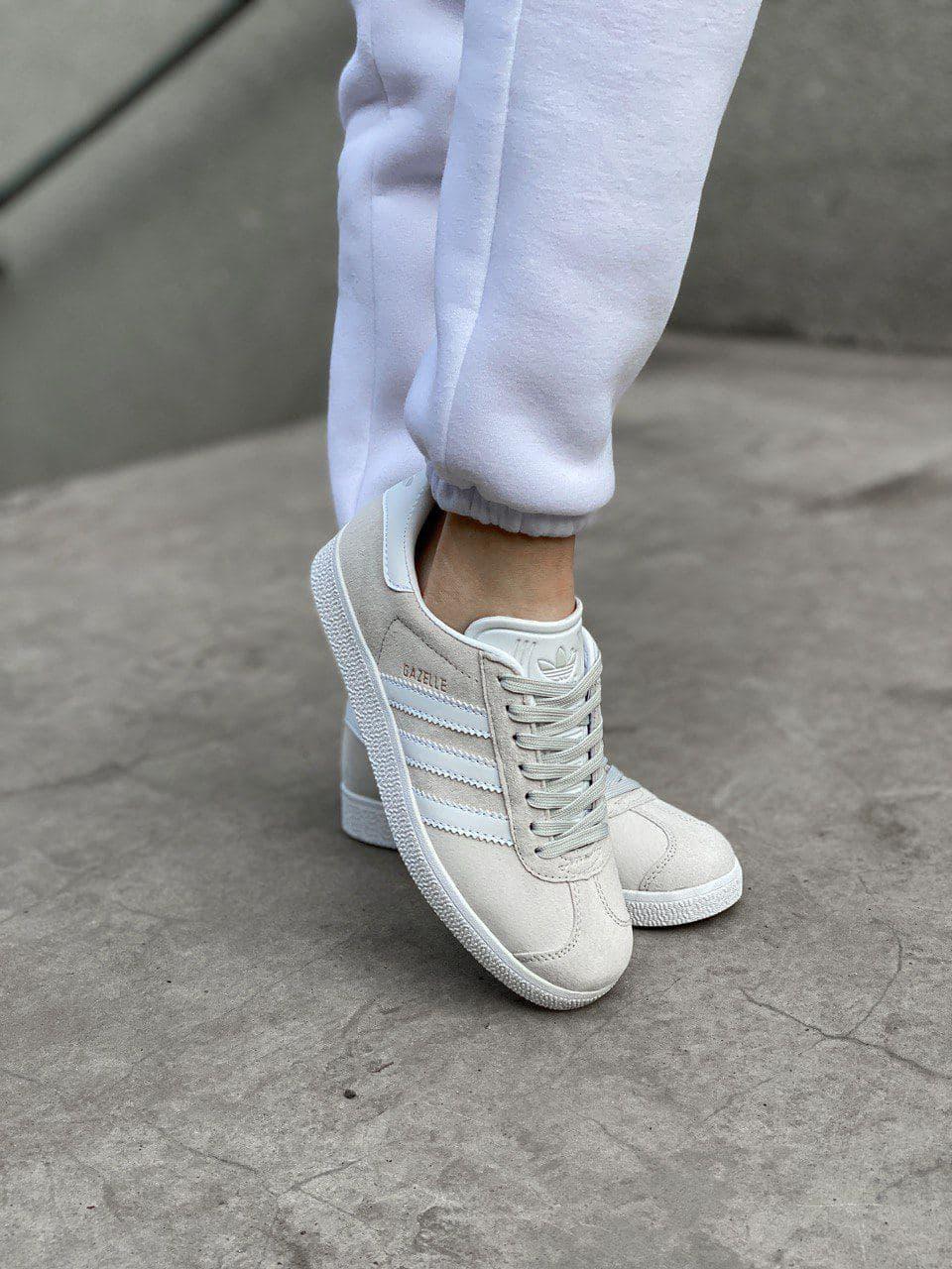 Женские кроссовки Adidas Gazelle (копия)