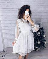 Платье женское нежное  42-44, фото 1