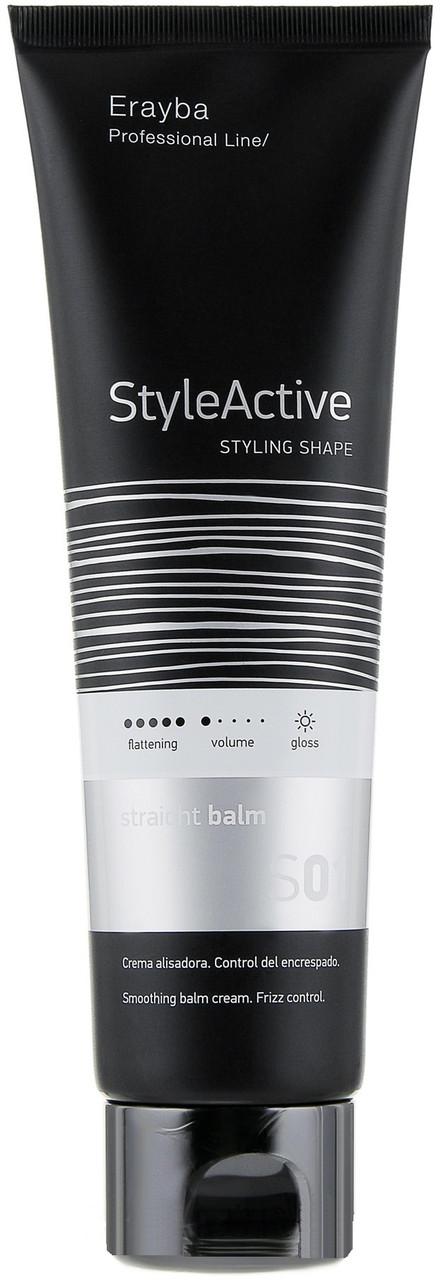 Бальзам для выпрямления волос Erayba Straight Balm S01 150 мл