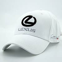 Кепка Lexus А74 Белая