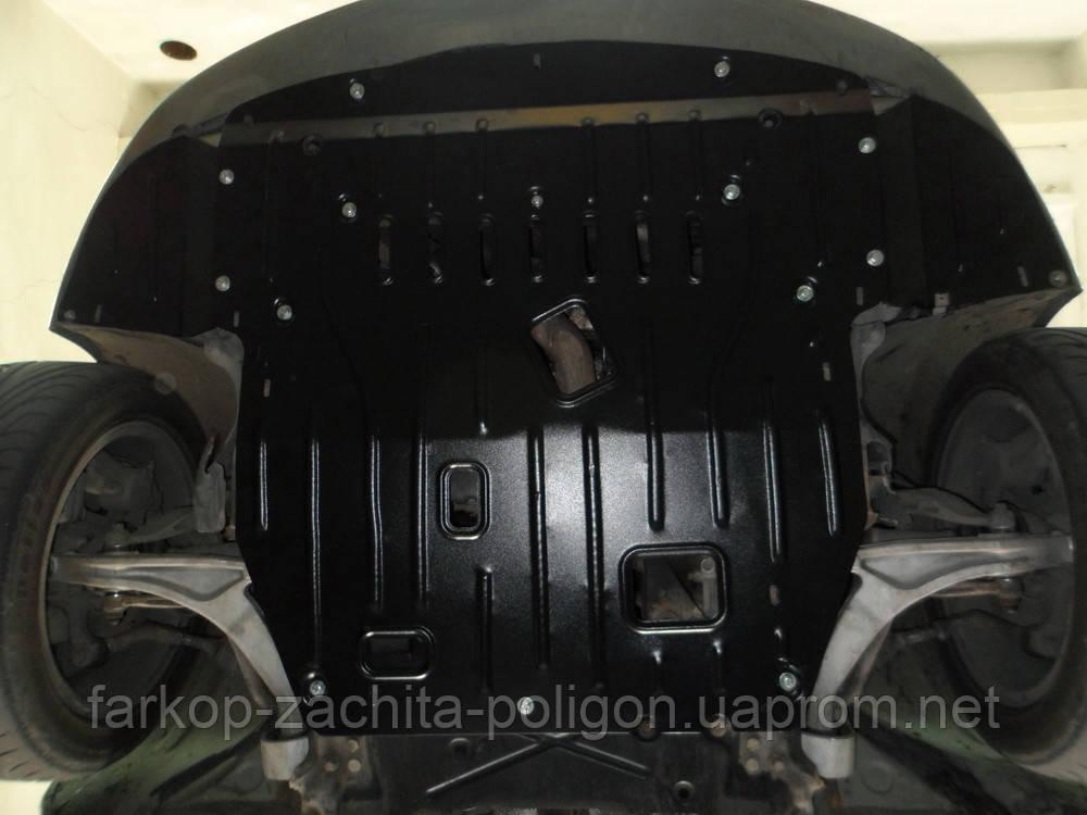 Защита картера Alfa Romeo 159 v-2,4 JTD с 2005-2011 г.