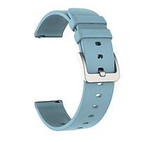 Смарт-часы Colmi P8 Blue для измерения пульса Bluetooth умные часы, фото 2