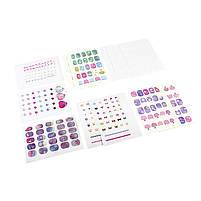 """Игровой набор для девочек в чемодане Lesko """"Студия маникюра"""" 55002 Pink детская косметика, фото 5"""
