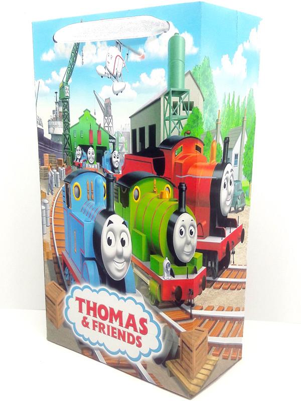 """""""Паравозик Томас"""" - Пакет 22/20/8 см."""