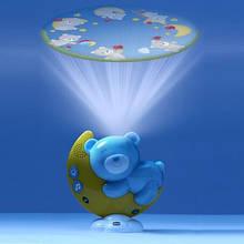 Мобиль Chicco Next 2 Moon голубой