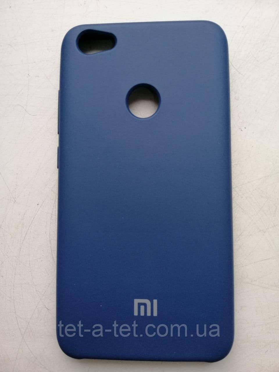 Silicone Color Cover для Xiaomi Redmi Note 5