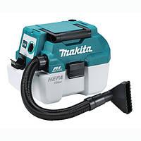 Аккумуляторный пылесос Makita DVC750LZ (без АКБ), фото 1