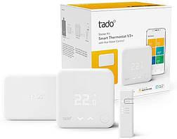 TADO Starter Kit V3+ беспроводной умный термостат с геолокацией