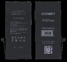 Батарея CoolBatt для iPhone 8 Plus (посилена) 3400mAh