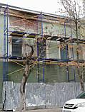 Строительные рамные леса комплектация  2 х 9 (м), фото 9