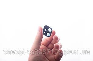 Защита на заднюю камеру full для iPhone 11 Black