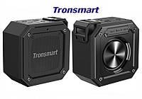 Портативная колонка Tronsmart element Groove 10W Black bluetooth speaker IPX7 USB Type-C / 2500mAh / AUX / SD