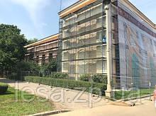 Риштування будівельні рамні комплектація 12 х 9 (м)