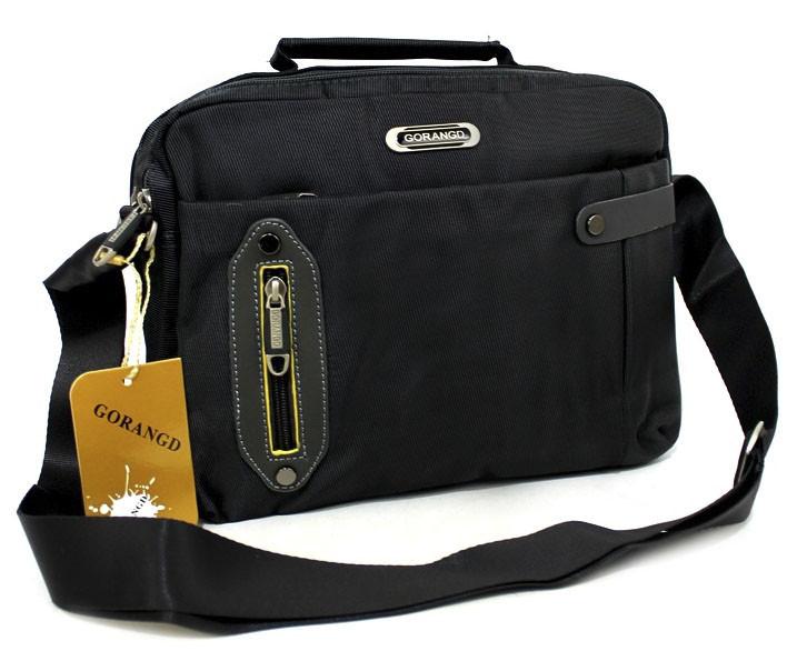 Стильная мужская сумка через плечо Gorangd YR 8073