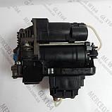 Компрессор пневмоподвески в сборе Mercedes GL X164 ML W164 A1643200404, фото 5