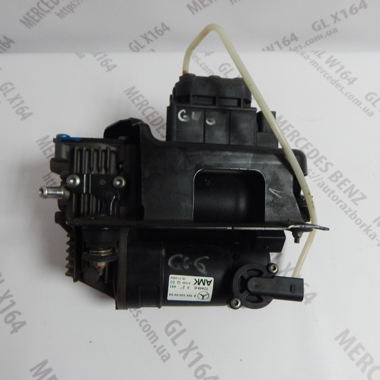 Компрессор пневмоподвески в сборе Mercedes GL X164 ML W164 A1643200404