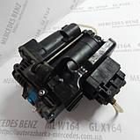 Компрессор пневмоподвески в сборе Mercedes GL X164 ML W164 A1643200404, фото 6