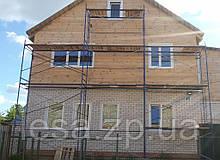 Будівельні рамні риштування комплектація 6 х 9 (м)