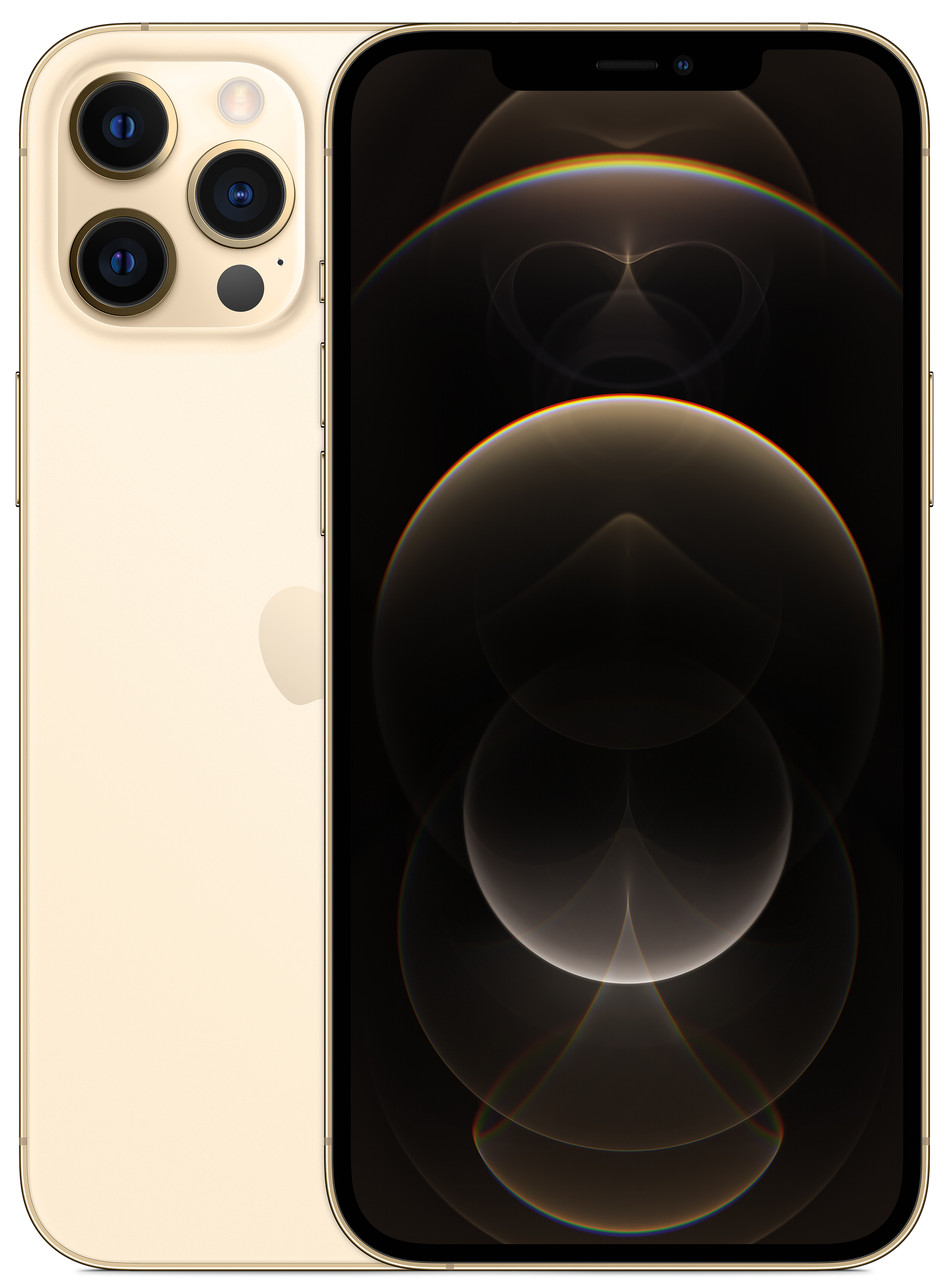 Смартфон Apple iPhone 12 Pro Max 256GB Dual Sim Gold